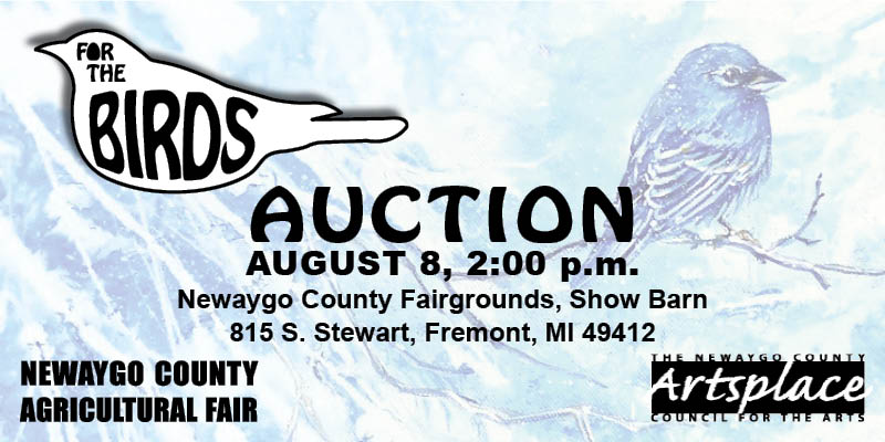 For the Birds! Auction!