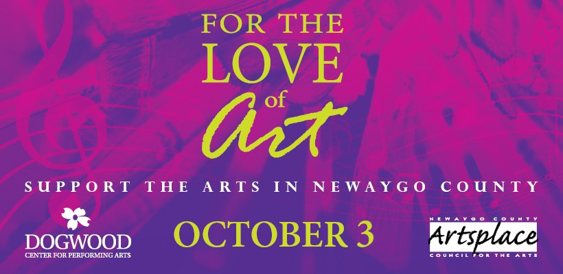 For the Love of Art: Support the Arts in Newaygo County
